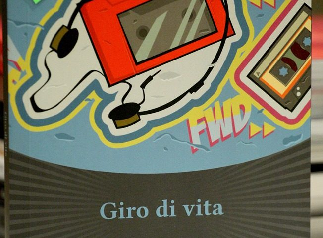 """Libro della settimana: """"Giro di Vita"""" di Alessio Rega, Edizioni Les Flaneurs"""